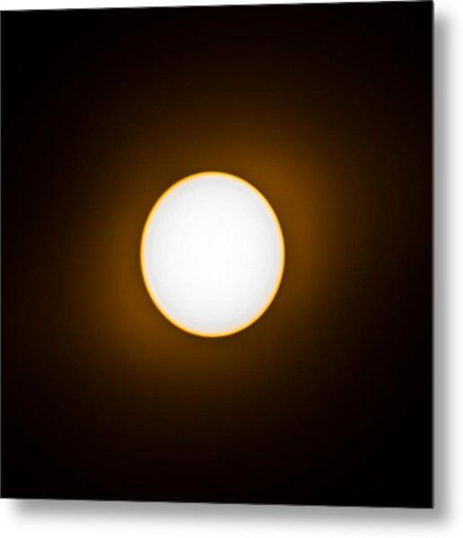 Solar Metal Print by Christine Buckley