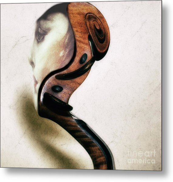 Sound Thoughts  Metal Print by Steven Digman