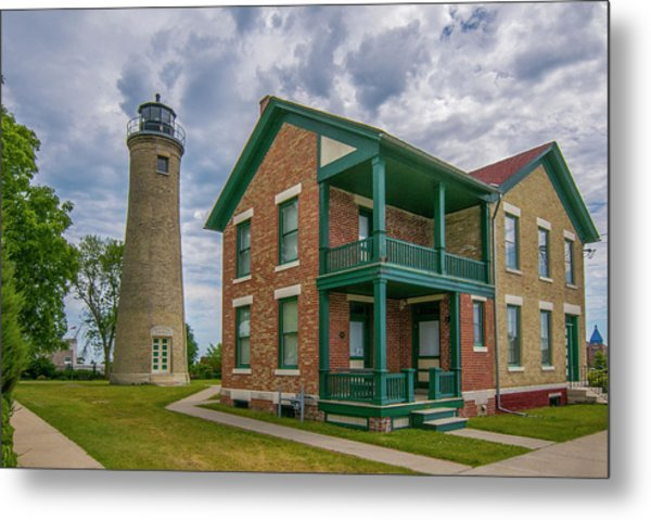 Southport Lighthouse  Metal Print