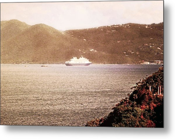 St. John Anchorage Metal Print