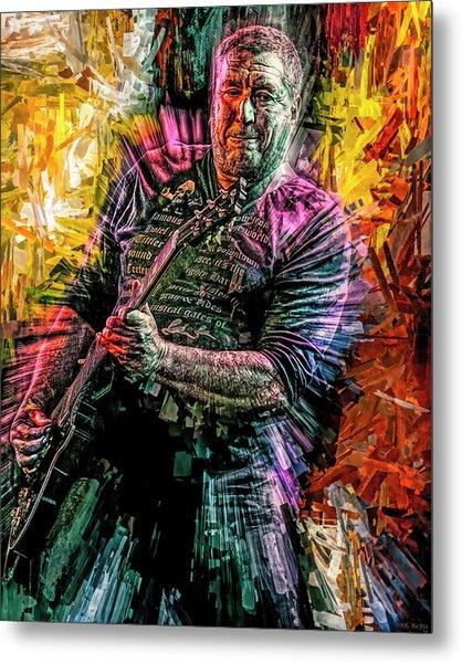 Steve Jones  Metal Print