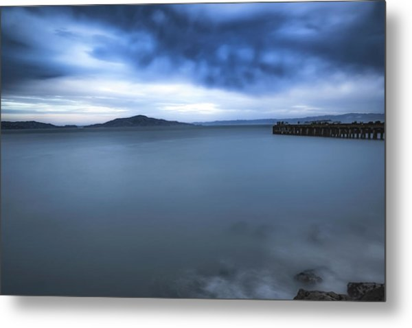 Still Waters- Metal Print