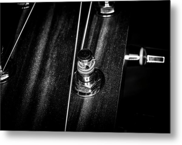 Metal Print featuring the photograph Strings Series 15 by David Morefield