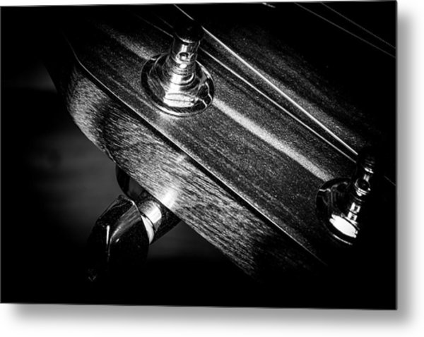 Metal Print featuring the photograph Strings Series 20 by David Morefield