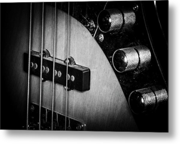 Metal Print featuring the photograph Strings Series 22 by David Morefield