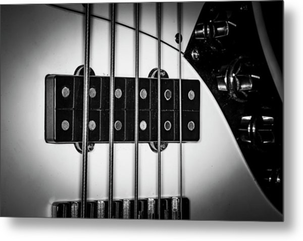 Metal Print featuring the photograph Strings Series 23 by David Morefield