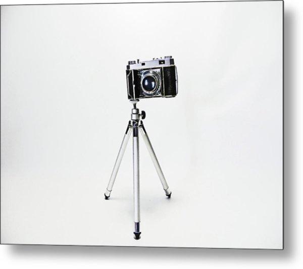 Studio. Kodak Retina 2. Metal Print