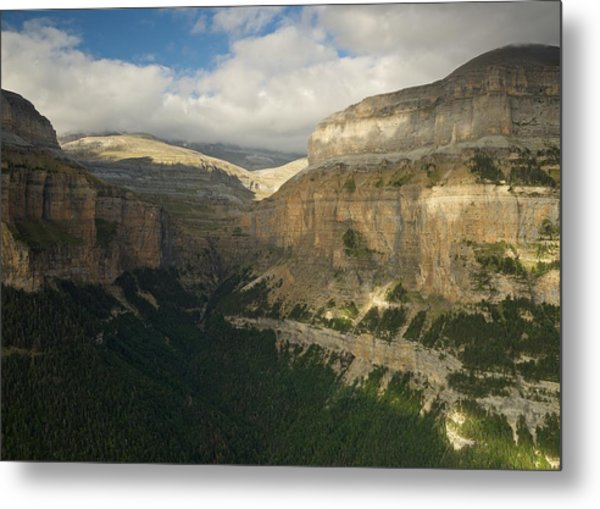 Metal Print featuring the photograph Summer Magic In The Ordesa Valley by Stephen Taylor