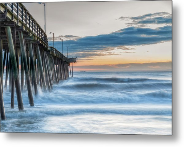 Sunrise Bliss Metal Print
