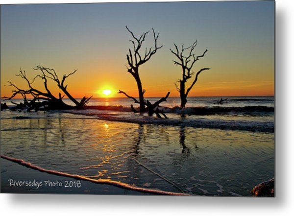 Sunsup Metal Print