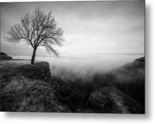 Thacher Scenic Overlook Metal Print