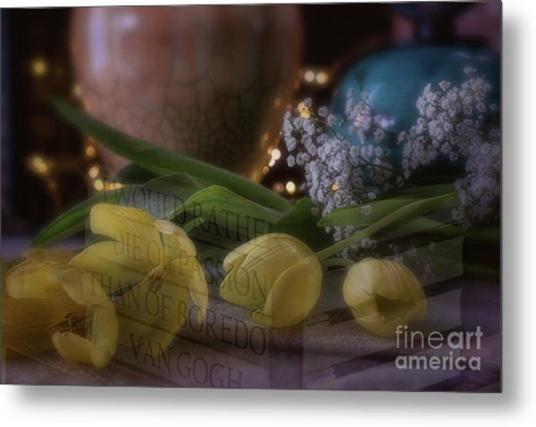 The Art Of Passion Metal Print