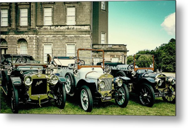 The Austin Collection Metal Print