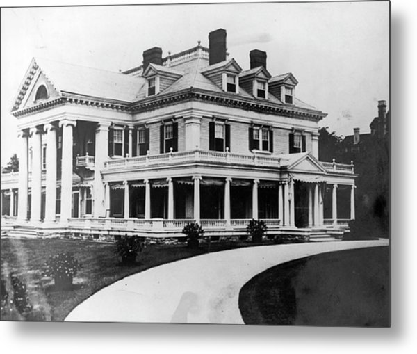 The Breakers Metal Print by General Photographic Agency