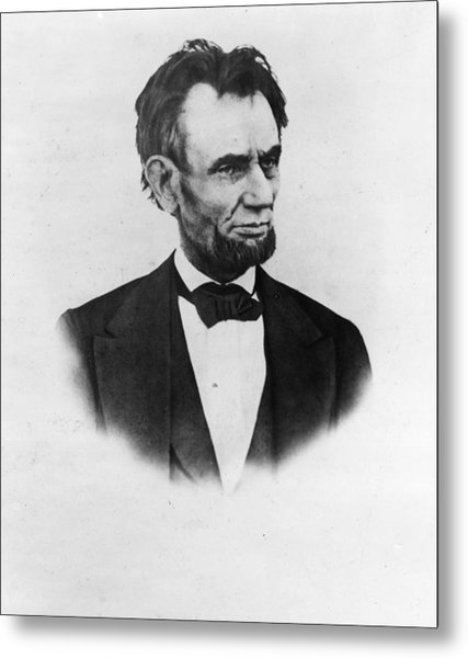 The Last Lincoln Metal Print by Henry F. Warren