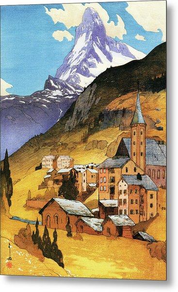 The Matterhorn - Digital Remastered Edition Metal Print
