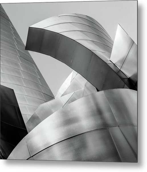 The Other Side Of Disney Collection Set 03 Metal Print