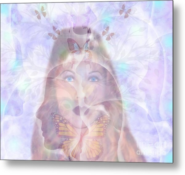 The Prophecy Metal Print