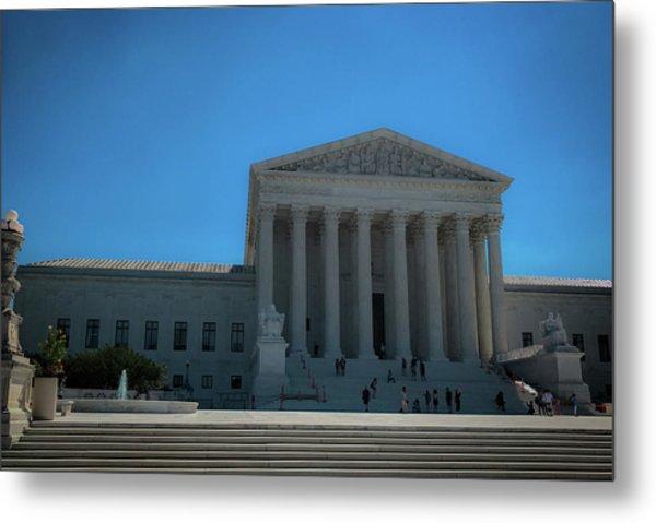 The Supreme Court Metal Print