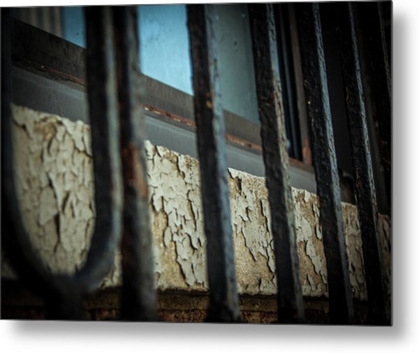 The Texture Of Time Metal Print