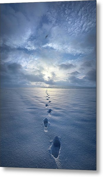 Metal Print featuring the photograph This Is When I Carried You by Phil Koch