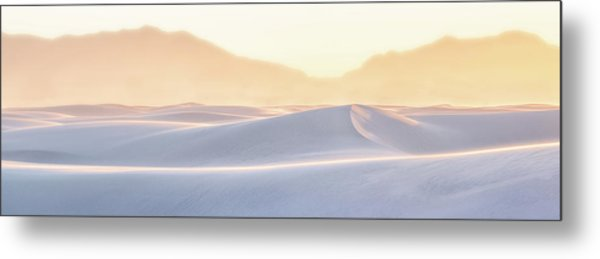 Timeless Sands Metal Print