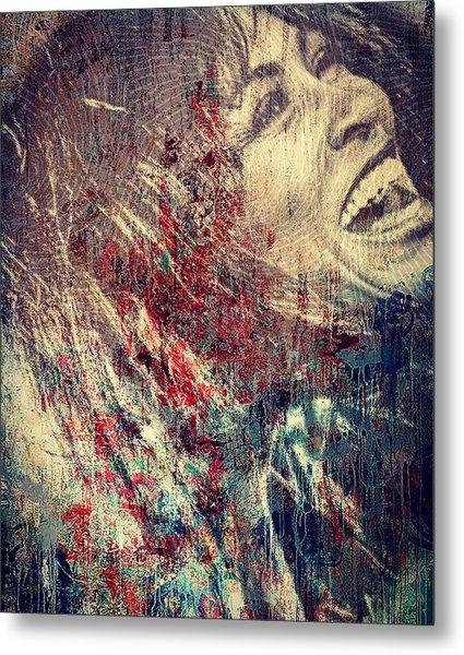 Tina Turner Spirit  Metal Print