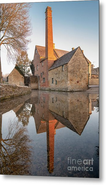 To The Mill Metal Print by Tim Gainey