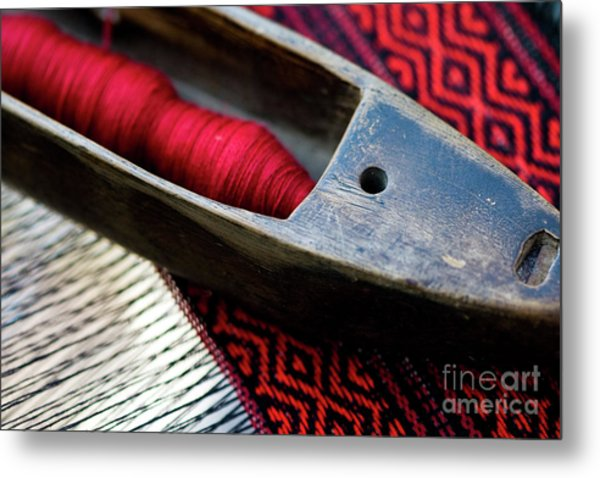 Tools Of Trade Metal Print