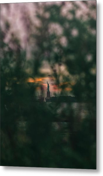 Torchlight Metal Print
