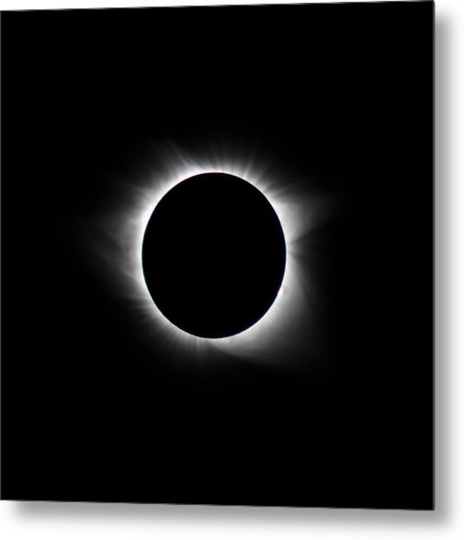 Totality  Metal Print by Christine Buckley