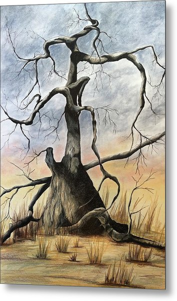 Tree 1 Metal Print