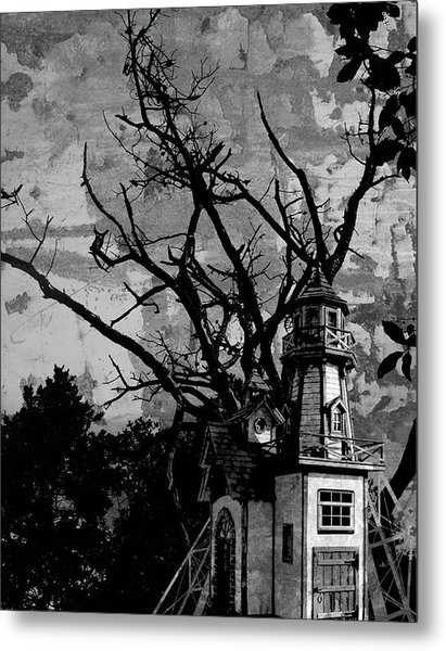 Treehouse I Metal Print