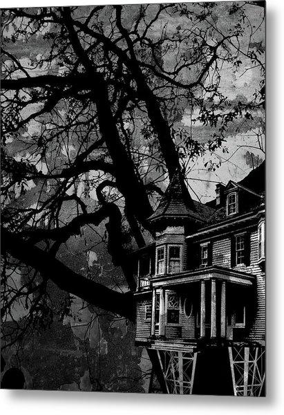 Treehouse IIi Metal Print