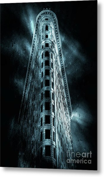 Urban Grunge Collection Set - 07 Metal Print