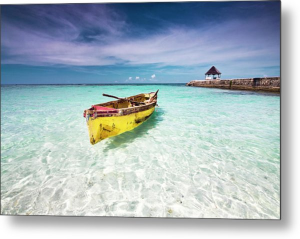 Vacation Metal Print by David Neil Madden
