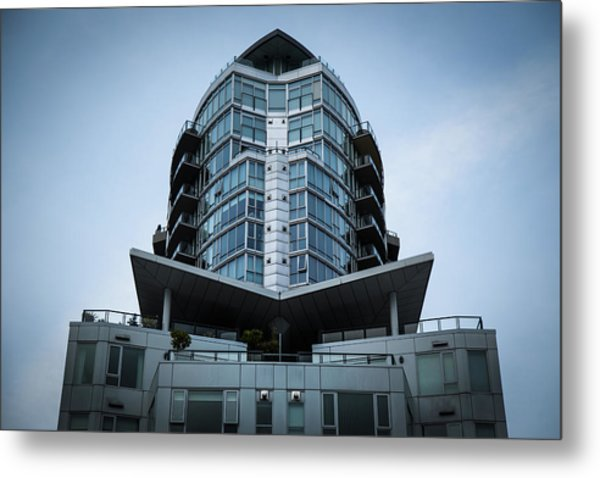 Vancouver Architecture Metal Print