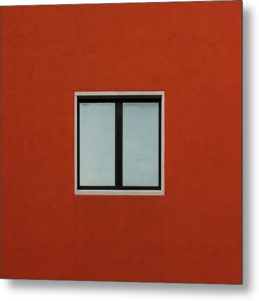 Verona Windows 2 Metal Print