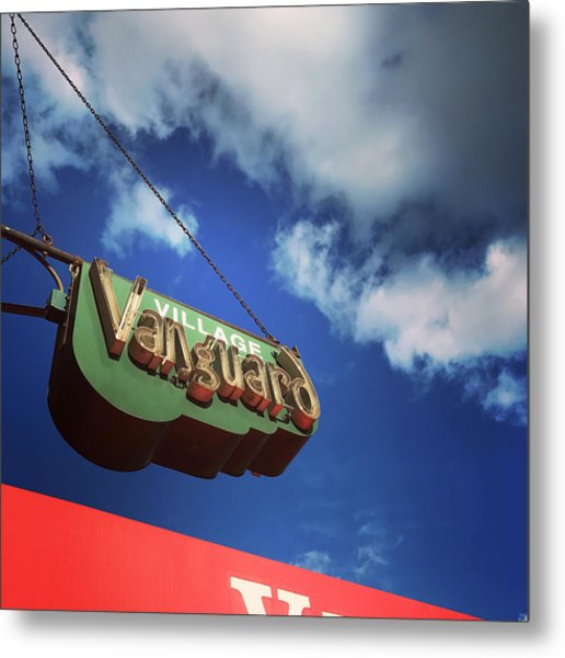 Village Vanguard Metal Print