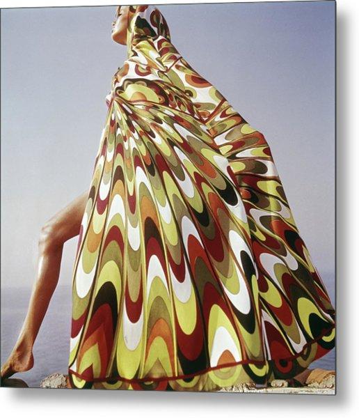 Vogue 1965 Metal Print