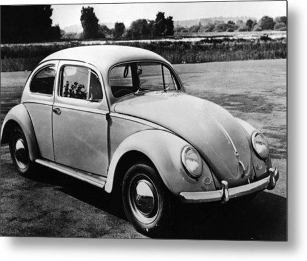 Volkswagen Metal Print by Thurston Hopkins