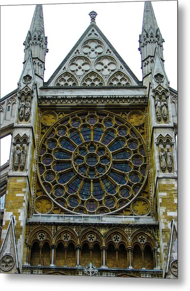 Westminster Abbey 2 Metal Print
