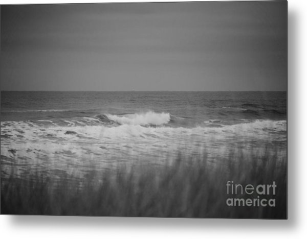 Westport Waves Metal Print