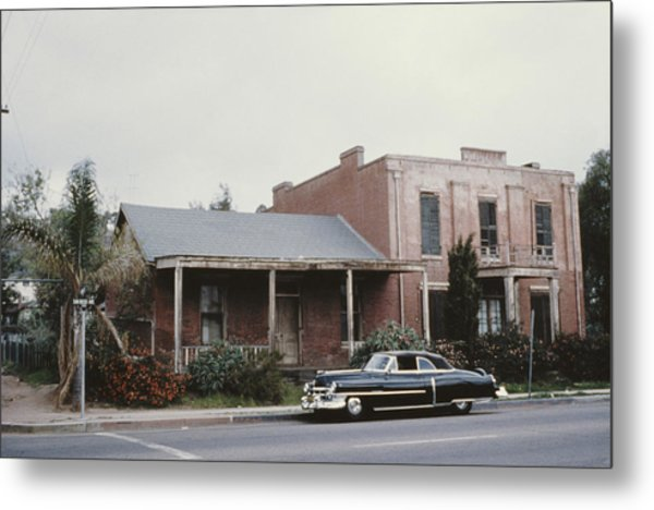 Whaley House Metal Print by Harvey Meston
