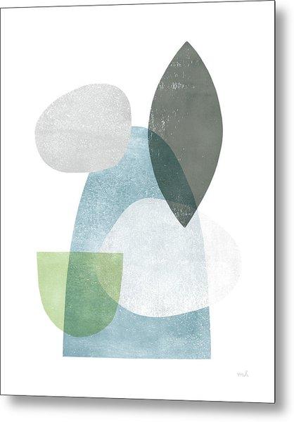 Whispers I Metal Print by Moira Hershey