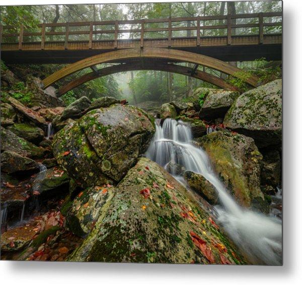 Wilson Creek Bridge Metal Print