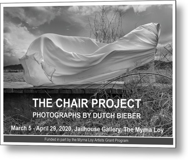 Wind / The Chair Project Metal Print