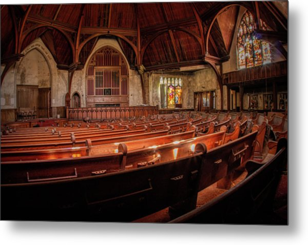 Within The Sanctuary Metal Print