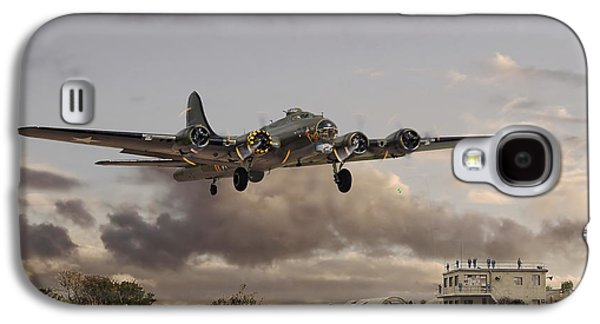 B17- 'airborne' Galaxy S4 Case by Pat Speirs