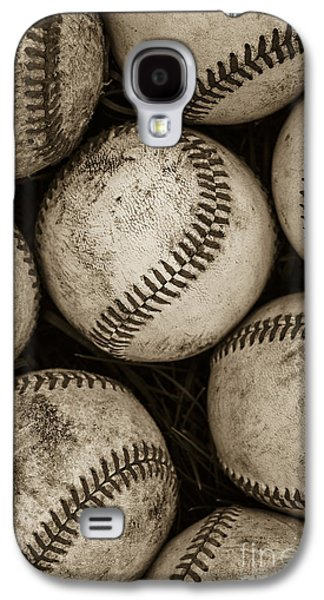 Baseballs Galaxy S4 Case